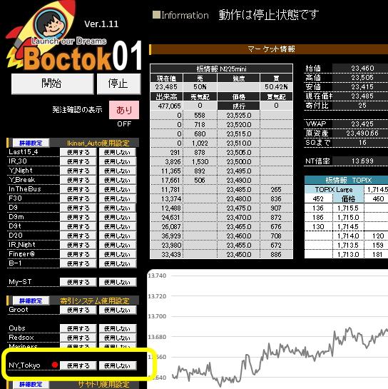 Boctok01 バージョンアップのお知らせ サヤトリ初心者用SafetyMODE、メジャーSQを超えやすくする機能