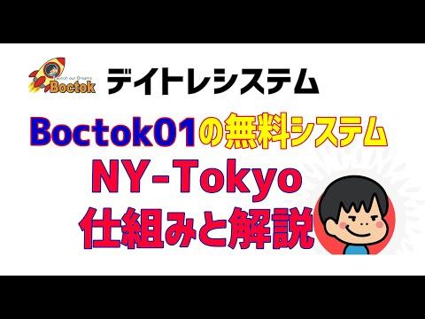 動画解説 NY_Tokyo 今のところ好調!