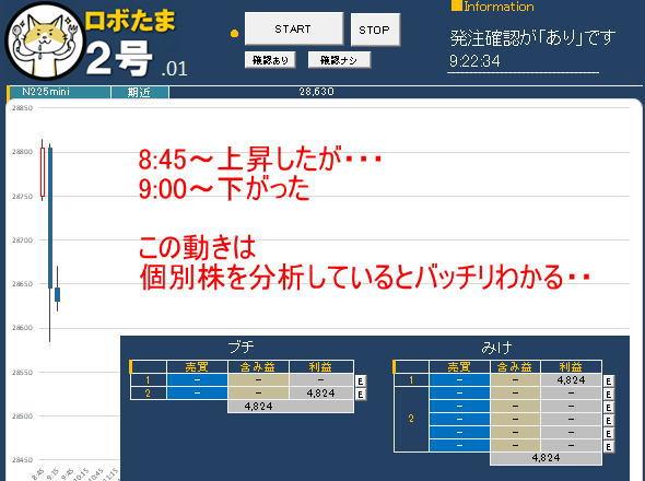 東京エレク(8035)がんばる